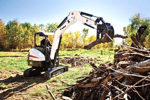 2017 Bobcat E32 T4 Long Arm Option in Fond Du Lac, Wisconsin - Photo 5