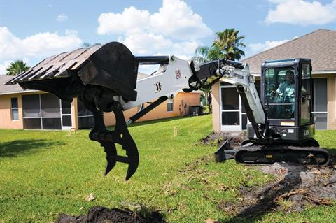 2017 Bobcat E35i T4 Extendable Arm in Fond Du Lac, Wisconsin - Photo 4