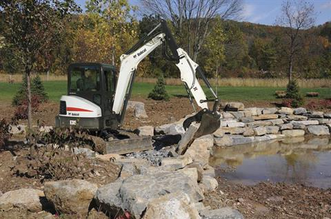 2017 Bobcat E35 T4 Long Arm in Fond Du Lac, Wisconsin - Photo 7