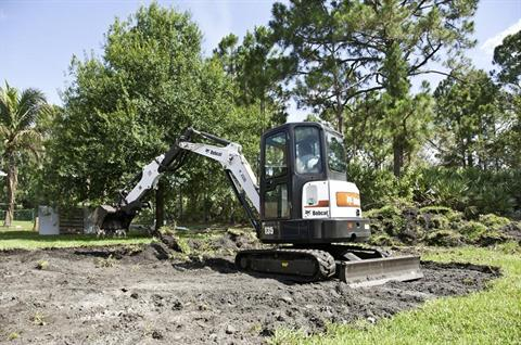 2017 Bobcat E35 T4 Long Arm in Fond Du Lac, Wisconsin - Photo 8