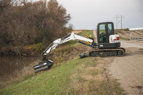 2017 Bobcat E45 T4 in Fond Du Lac, Wisconsin - Photo 8