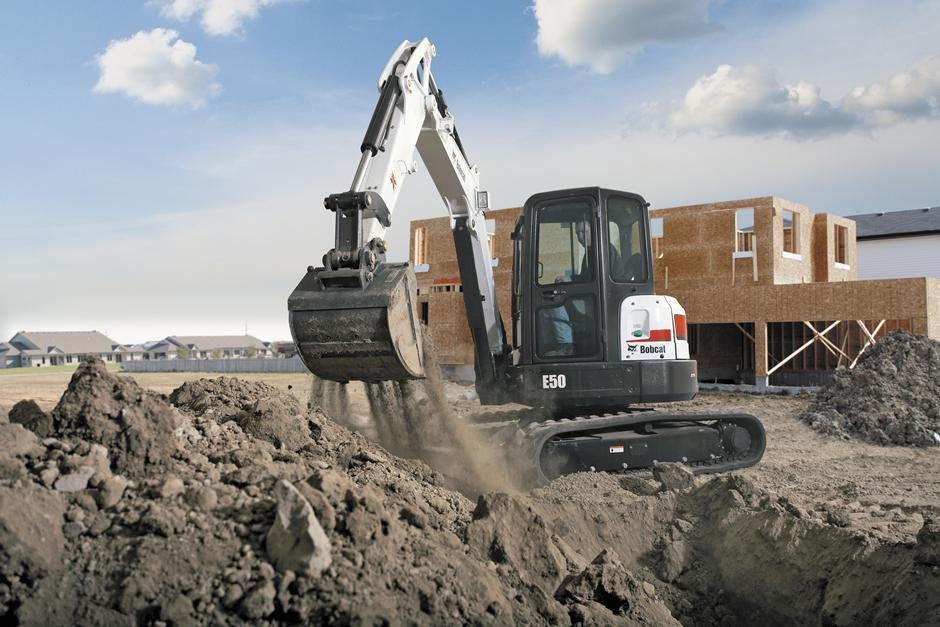 2017 Bobcat E50 T4 Long Arm in Fond Du Lac, Wisconsin - Photo 4