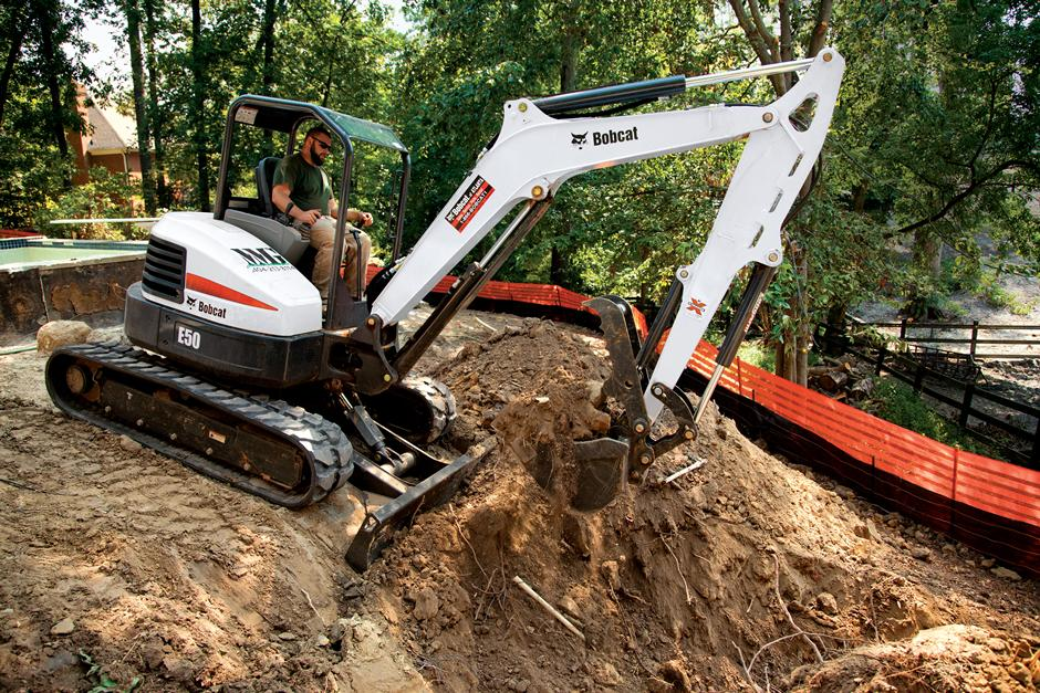2017 Bobcat E50 T4 Long Arm in Fond Du Lac, Wisconsin - Photo 7