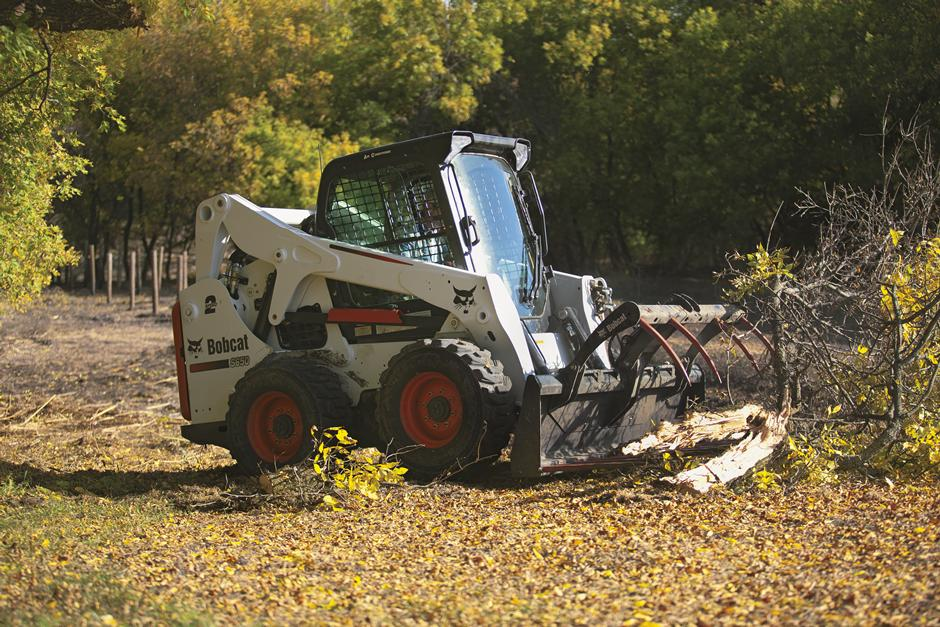 2017 Bobcat 55 in. Grapple, GP in Fond Du Lac, Wisconsin - Photo 7