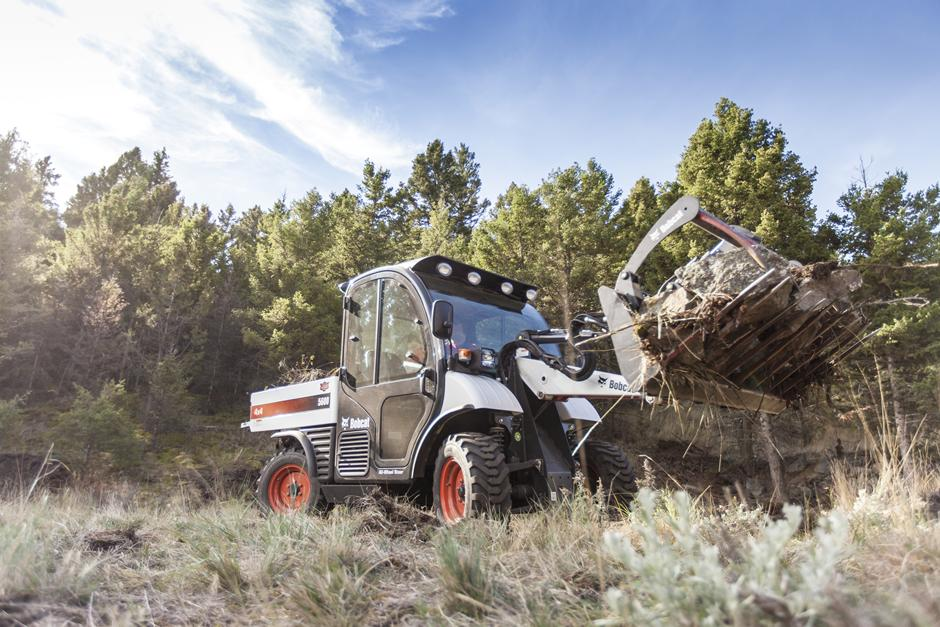 2017 Bobcat 55 in. Utility Grapple in Fond Du Lac, Wisconsin