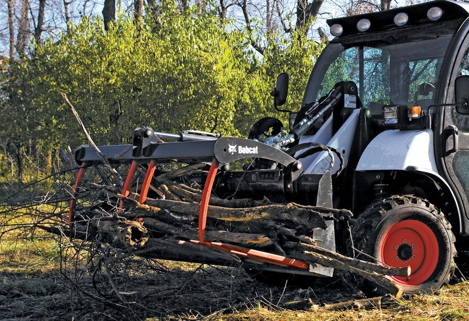 2017 Bobcat 55 in. Utility Grapple in Fond Du Lac, Wisconsin - Photo 6