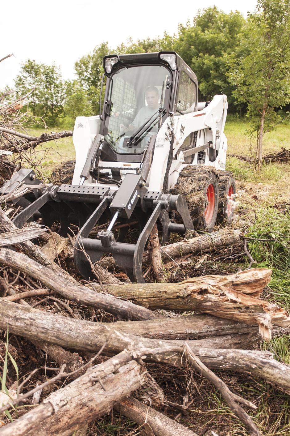 2017 Bobcat 66 in. Root Grapple in Fond Du Lac, Wisconsin - Photo 8