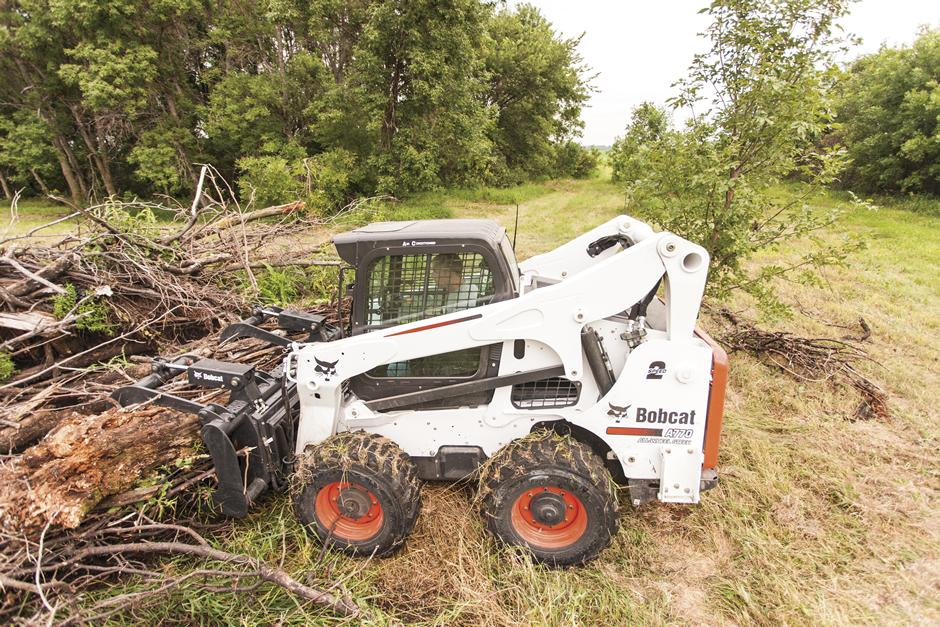 2017 Bobcat 66 in. Root Grapple in Fond Du Lac, Wisconsin - Photo 9