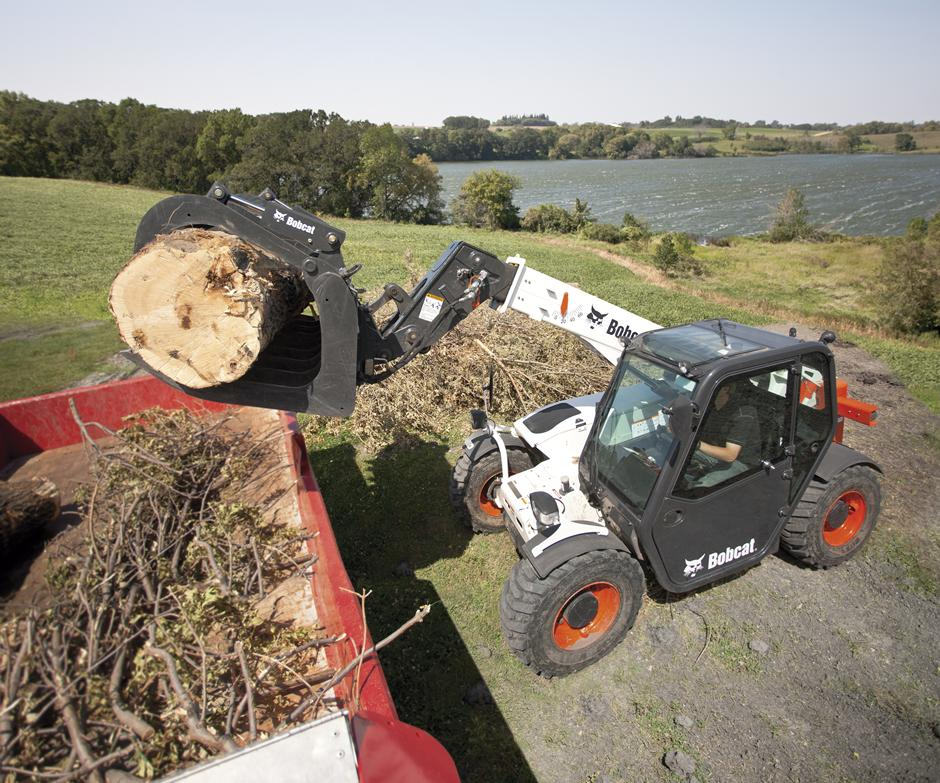 2017 Bobcat 72 in. Root Grapple in Fond Du Lac, Wisconsin - Photo 6