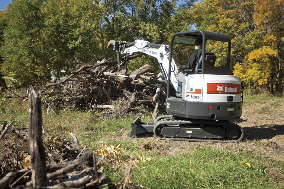 2017 Bobcat 3-Tined Grapple, Class III in Fond Du Lac, Wisconsin - Photo 1