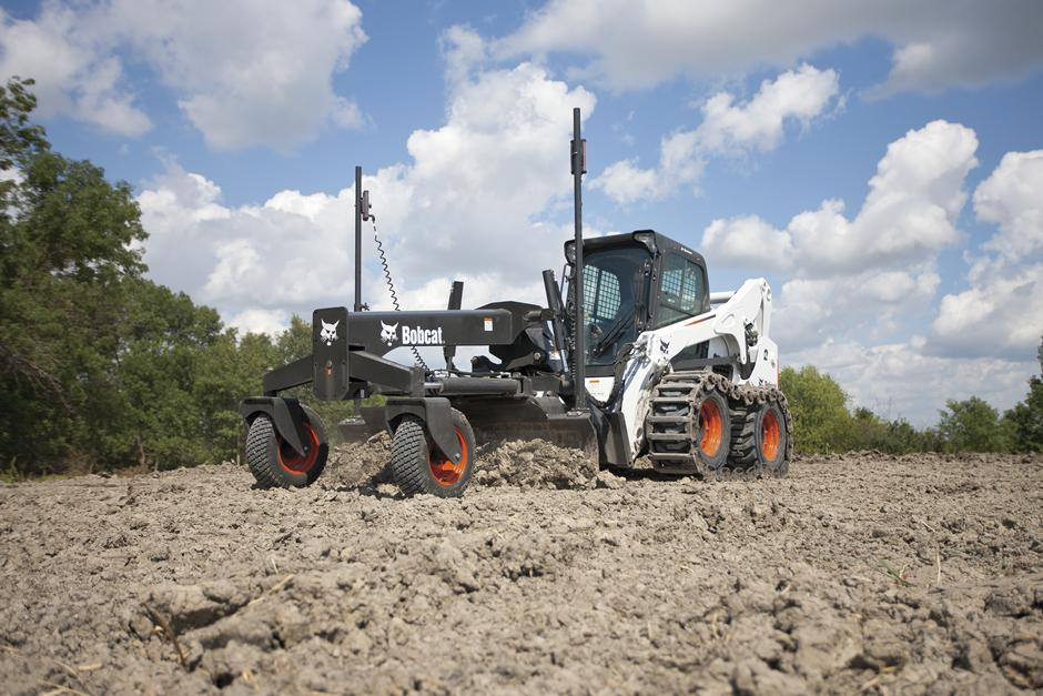 2017 Bobcat 84 in. Grader in Fond Du Lac, Wisconsin - Photo 6