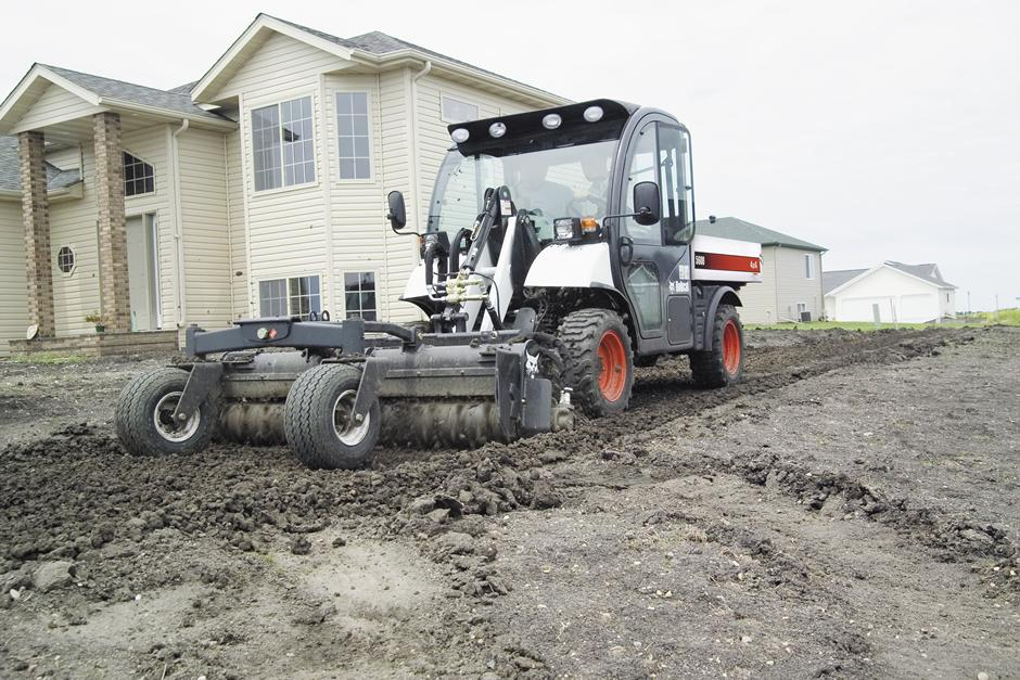 2017 Bobcat 84 in. High Flow in Fond Du Lac, Wisconsin - Photo 3