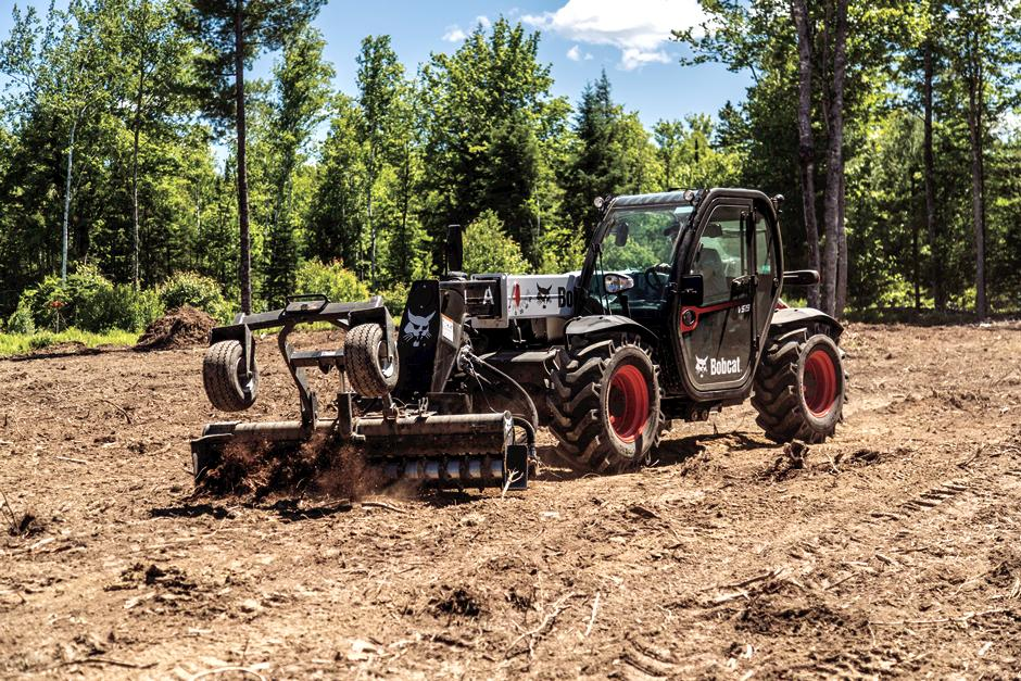 2017 Bobcat 84 in. High Flow in Fond Du Lac, Wisconsin - Photo 8