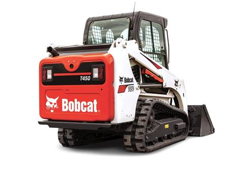 2017 Bobcat T450 in Berlin, Wisconsin
