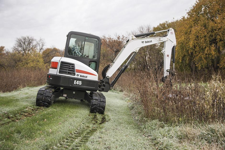 2017 Bobcat 40 in. Flail Mower in Fond Du Lac, Wisconsin - Photo 2