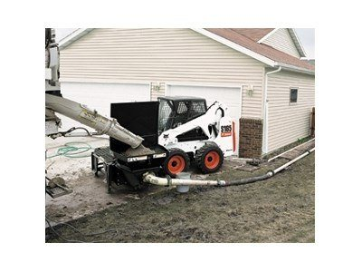 2017 Bobcat Concrete Pump in Fond Du Lac, Wisconsin