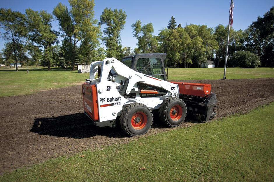 2017 Bobcat 72 in. Seeder in Fond Du Lac, Wisconsin