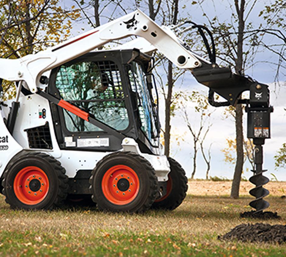 2017 Bobcat S530 in Fond Du Lac, Wisconsin