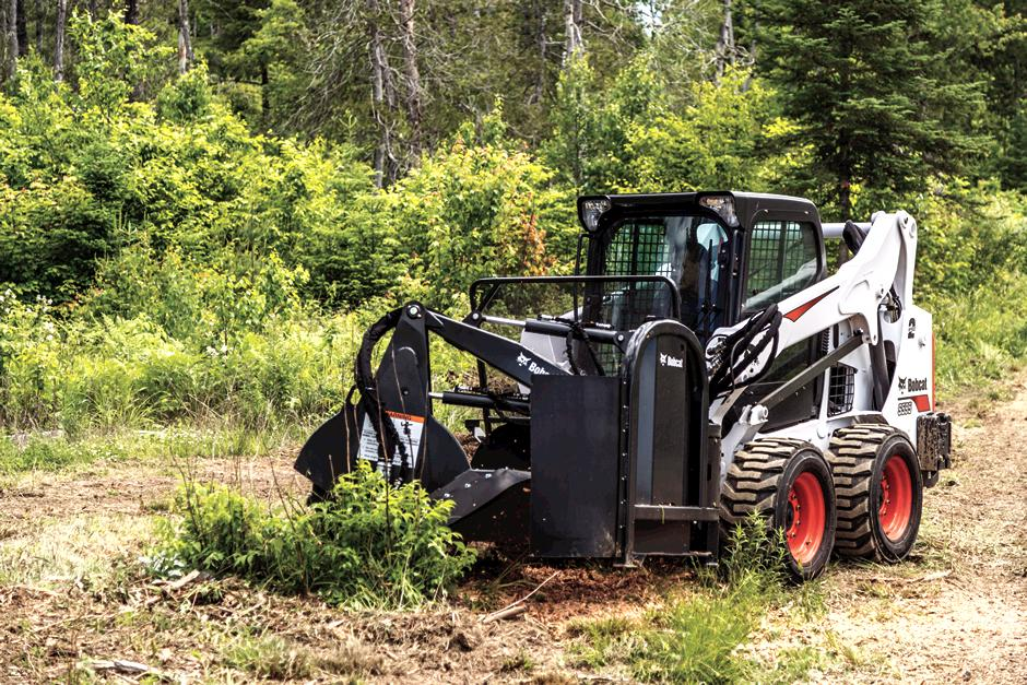 2017 Bobcat S595 in Fond Du Lac, Wisconsin - Photo 1