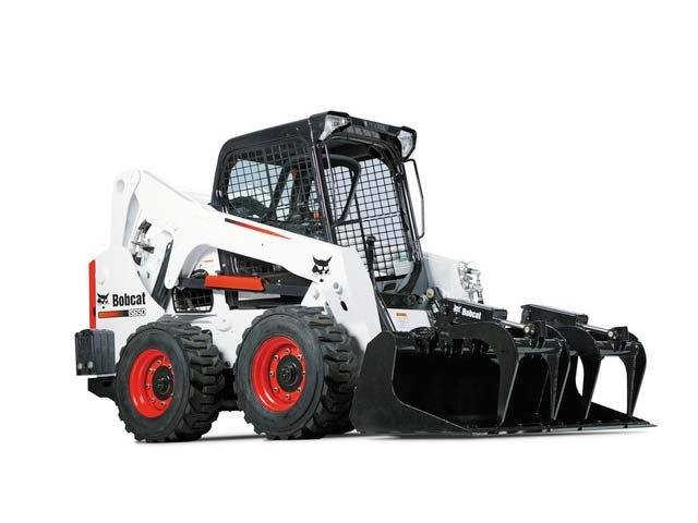New 2017 Bobcat S650 | Skid Steers in Berlin WI | Orange / White