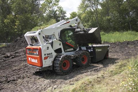 2017 Bobcat S740 in Fond Du Lac, Wisconsin