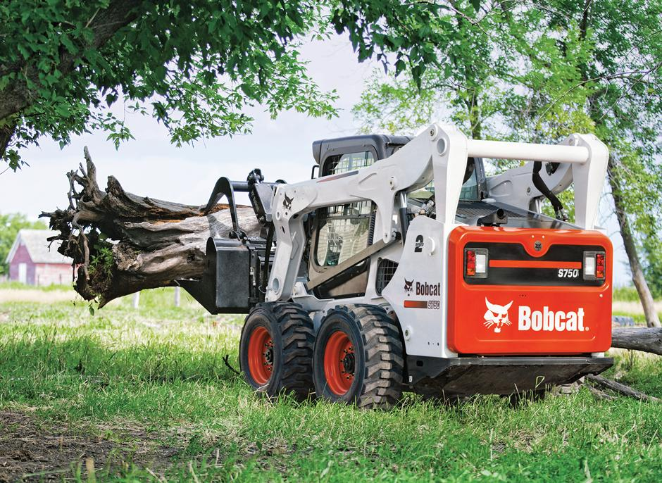 2017 Bobcat S750 in Fond Du Lac, Wisconsin - Photo 3