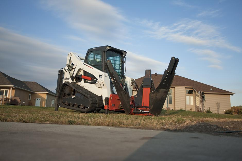 2017 Bobcat Tree Spade, ACD Cone - 44 in. in Fond Du Lac, Wisconsin - Photo 3