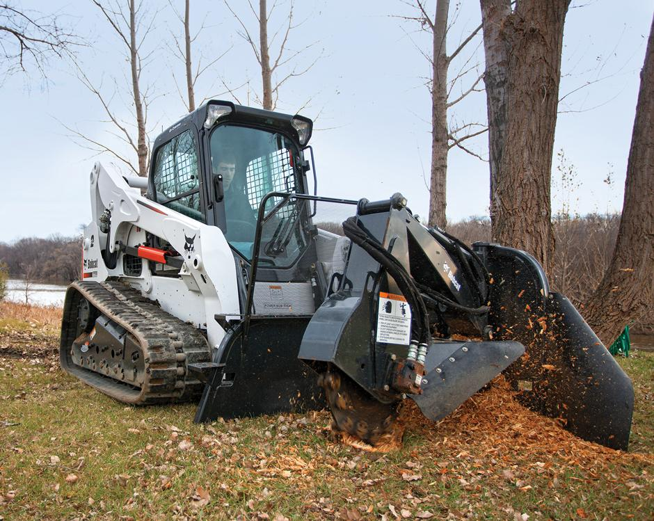 2017 Bobcat SG 30 Stump Grinder in Fond Du Lac, Wisconsin