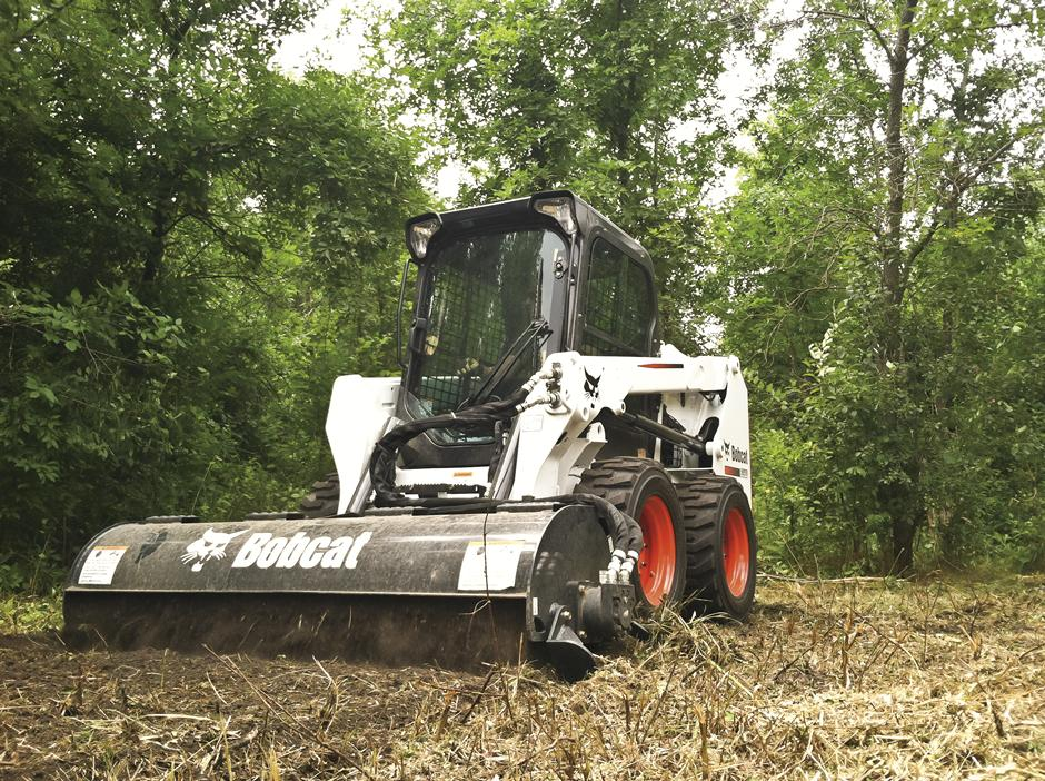 2017 Bobcat 62 in. Rotary Tiller in Fond Du Lac, Wisconsin - Photo 4