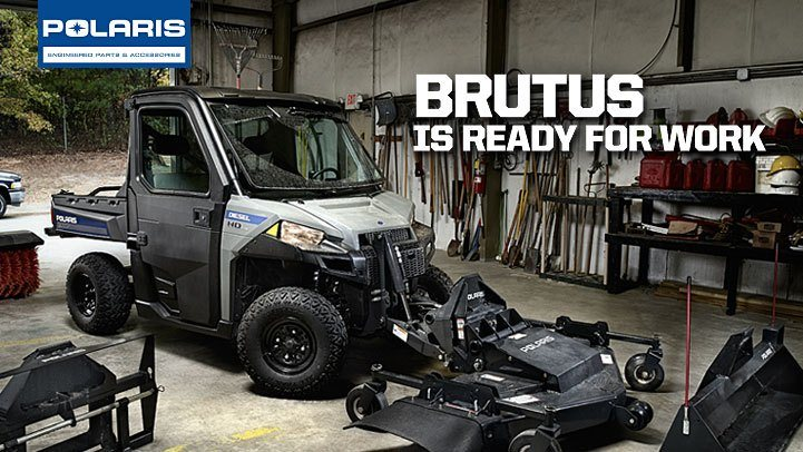 2018 Brutus BRUTUS HD PTO Deluxe in Baldwin, Michigan