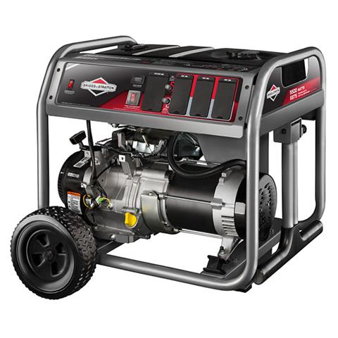2017 Briggs & Stratton 030658 in Saint Johnsbury, Vermont