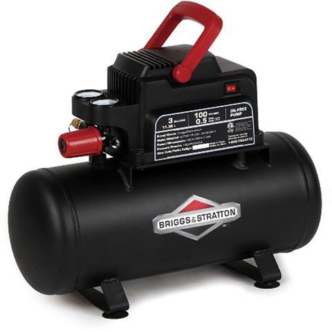 Hustler air compressor