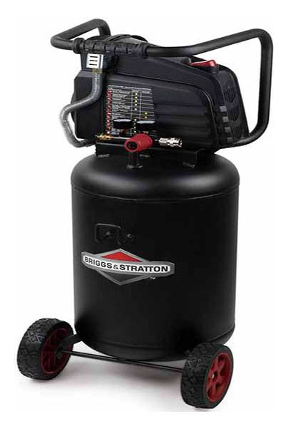 2019 Briggs & Stratton 10 Gallon Air Compressor 074063 in Lafayette, Indiana