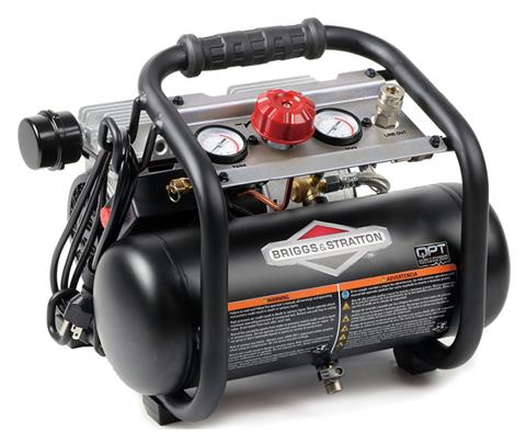 2019 Briggs & Stratton 1.8 Gallon Air Compressor 074026 in Lafayette, Indiana