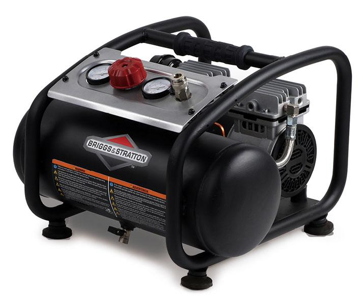 2019 Briggs & Stratton 3 Gallon Air Compressor 074027 in Prairie Du Chien, Wisconsin