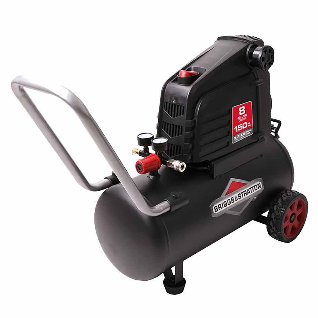 2019 Briggs & Stratton 8 Gallon Air Compressor 074025 in Lafayette, Indiana