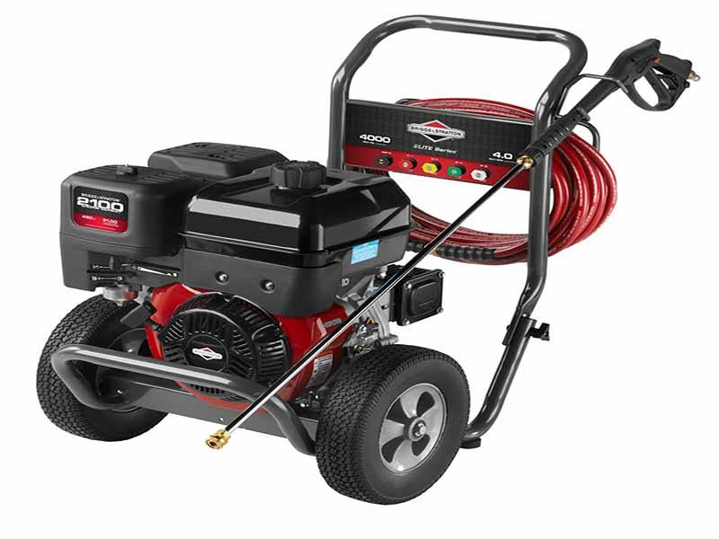 2019 Briggs & Stratton 4000 MAX PSI / 4.0 MAX GPM Pressure Washer 020507 in Lafayette, Indiana - Photo 2