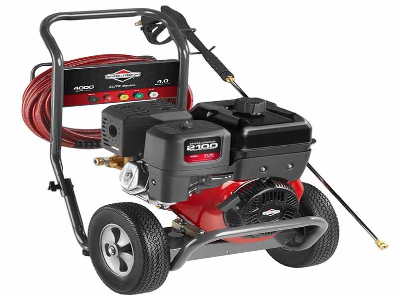 2019 Briggs & Stratton 4000 MAX PSI / 4.0 MAX GPM Pressure Washer 020507 in Lafayette, Indiana - Photo 1