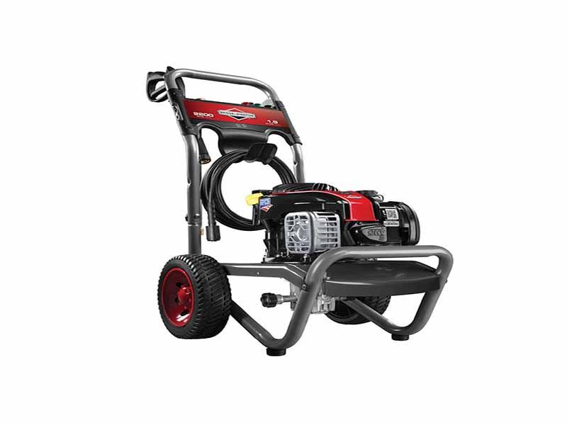 2019 Briggs & Stratton 2200 MAX PSI / 1.9 MAX GPM Pressure Washer 020545 in Prairie Du Chien, Wisconsin - Photo 2