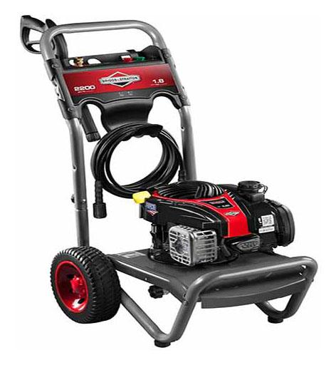 2019 Briggs & Stratton 2200 MAX PSI / 1.9 MAX GPM Pressure Washer 020545 in Prairie Du Chien, Wisconsin - Photo 1