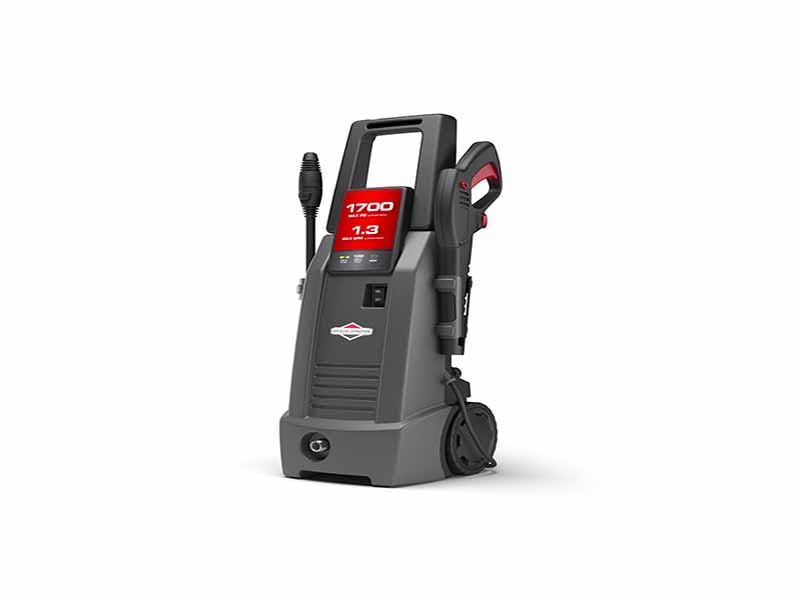 2019 Briggs & Stratton 1700 MAX PSI / 1.3 MAX GPM Pressure Washer 020654 in Prairie Du Chien, Wisconsin - Photo 2