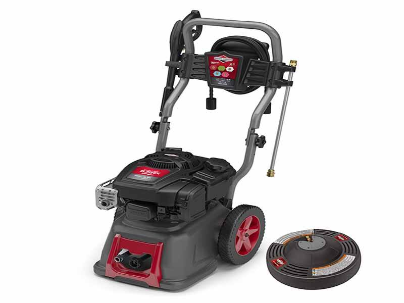 2019 Briggs & Stratton 3000 MAX PSI / 2.7 MAX GPM Pressure Washer 020664 in Lafayette, Indiana - Photo 2