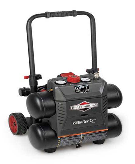2019 Briggs & Stratton 4.5 Gallon Air Compressor 074045 in Prairie Du Chien, Wisconsin