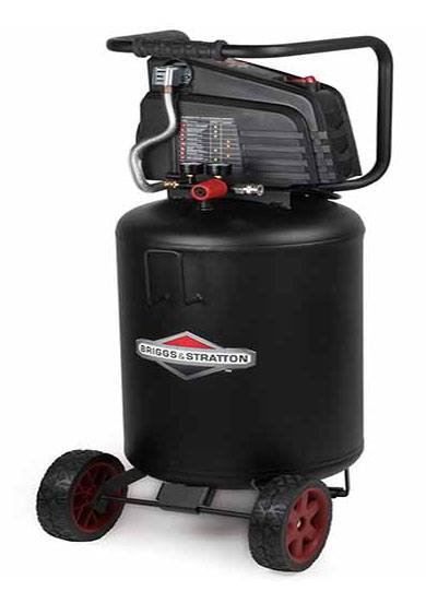 2019 Briggs & Stratton 20 Gallon Air Compressor 074064 in Prairie Du Chien, Wisconsin