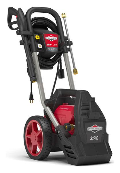 2019 Briggs & Stratton 2200 MAX PSI / 1.2 MAX GPM Pressure Washer 020700 in Lafayette, Indiana - Photo 1