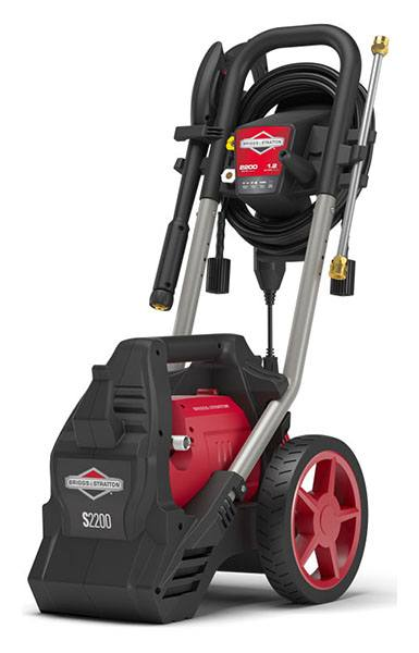 2019 Briggs & Stratton 2200 MAX PSI / 1.2 MAX GPM Pressure Washer 020700 in Lafayette, Indiana - Photo 2