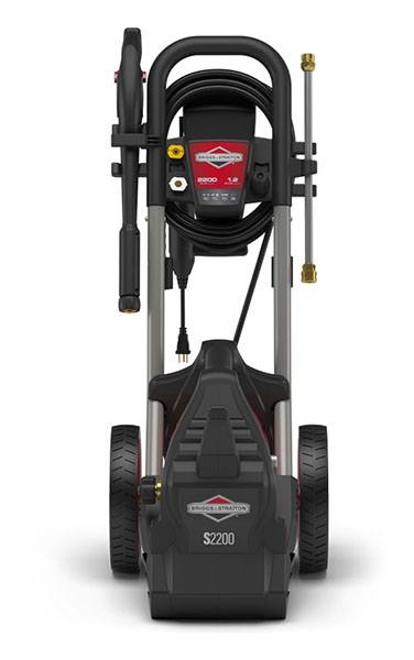 2019 Briggs & Stratton 2200 MAX PSI / 1.2 MAX GPM Pressure Washer 020700 in Lafayette, Indiana - Photo 3