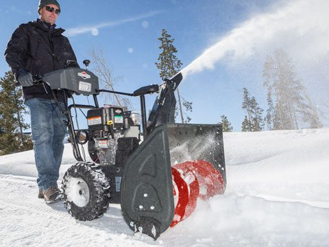 Briggs & Stratton Light Duty Two-Stage Snowblower 1696619 in Okeechobee, Florida - Photo 7