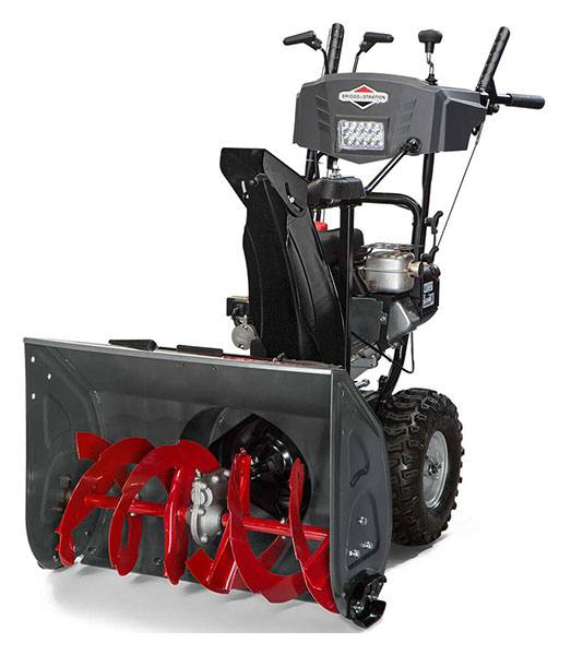 Briggs & Stratton Light Duty Two-Stage Snowblower 1696619 in Okeechobee, Florida - Photo 2