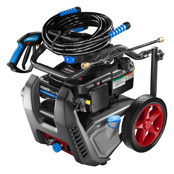 2020 Briggs & Stratton 3000 MAX PSI / 5.0 MAX GPM Pressure Washer 020570 in Lafayette, Indiana - Photo 3